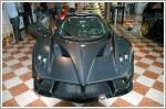 Pagani Zonda R Evo slated for debut at Goodwood Festival of Speed