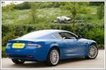 Aston Martin celebrates Facebook milestone with unique DB9