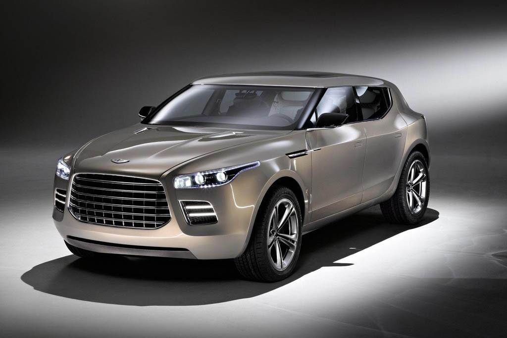 Aston Martin Lagonda Crossover Rumouredly Resumed For Production
