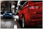 The new BMW X5 M and BMW X6 M has arrived in Singapore