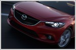 Mazda ends teaser phase with official image of 2014 Mazda6