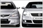 Volkswagen is considering bidding for Proton again