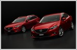 Mazda is debuting its Mazda6 Wagon in romantic city of Paris