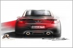 Peugeot is bringing a RCZ concept that previews its performance angle