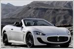Maserati GranCabrio MC Stradale unveiled