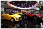 Daihatsu D-R concept showcased at Indonesia Motor Show