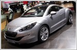 RCZ gets slight revisions maintain its desirability