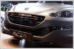 Peugeot 's RCZ R super sports car concept previews sporty DNA of future line-ups