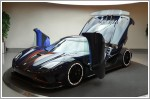 'Wealthy' client fails to smuggle Koenigsegg Agera R BLT through Chinese customs
