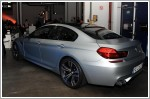 A private affair: BMW M6 GranCoupe quietly unveiled at private event