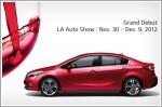 Kia quietly introduces the 2014 Kia Forte for L.A Auto Show