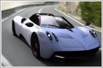 IED Torino envisions the upcoming Pagani Huayra Roadster