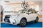 The fourth generation Subaru Forester arrives in Singapore