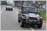 The Wrangler put to the test at TNP SUVival Challenge