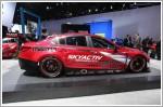 Mazda6 Skyactiv-D race car unleashed in Detroit before race debut
