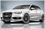 ABT tunes yet another Audi, this time the A3 Sportback