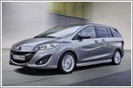 Updated 2013 Mazda5 unveiled