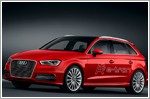 Audi has revealed a performance SUV and now its reveals an efficient A3 e-tron