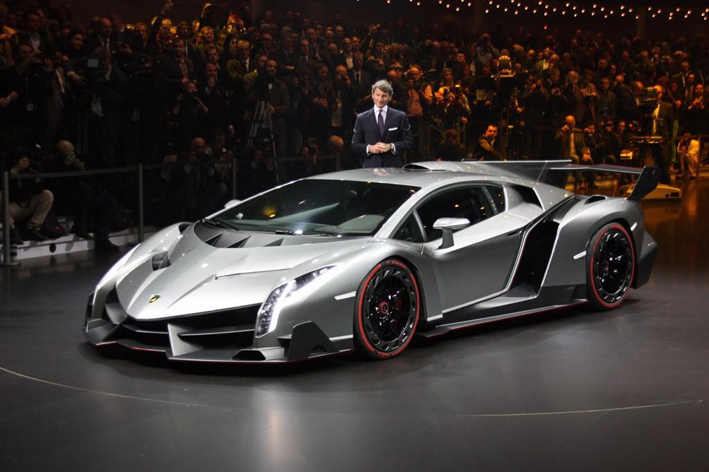 Lamborghini Goes Berserk With Rare S 4 8 Million Veneno Super Car