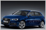 Audi A3 Sportback running on CO2 neutral fuel