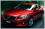 Mazda6 - penned after the KODO design language - wins red dot design award