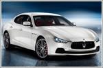Maserati presents the all new Ghibli in Shanghai