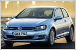 Volkswagen Golf BlueMotion available in the U.K.