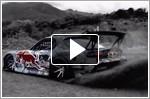 RX7 goes sideways at New Zealand's highest ground