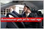 Jail for businessman involved in road rage
