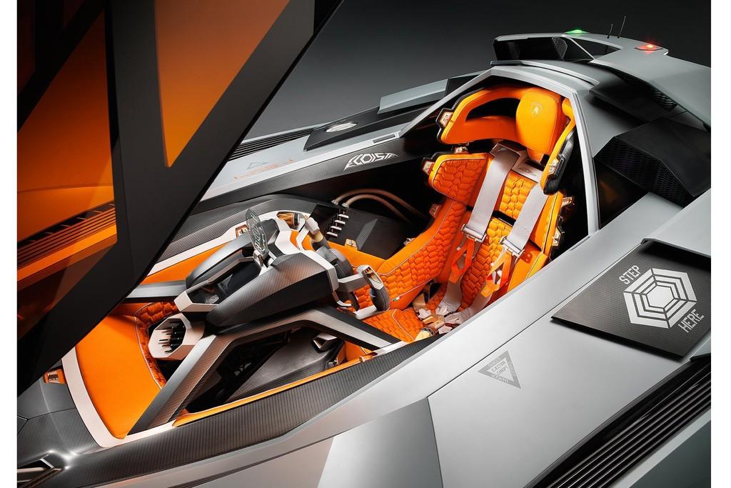 Lamborghini Egoista Concept Is The Love Child Of The Veneno And