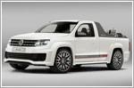 Volkswagen's Amarok Power-Pickup concept wows Worthersee