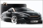 The Peugeot RCZ R will make its international debut at Goodwood Festival