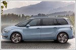 Citroen unveils the new Grand C4 Picasso - the most efficient MPV in its class