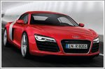Top accolade for Audi R8 in 'red dot award' 2013