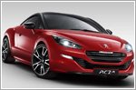 Peugeot gives the RCZ R a web reveal before Goodwood debut
