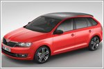 Skoda Rapid Spaceback unveiled