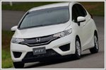 Honda unveils new Fit hybrid