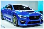 Subaru WRX concept to debut at the Frankfurt Motor Show