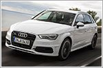 Lowest CO2 and LED light for New Audi A3 TDI