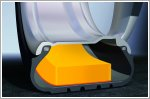 Continental introduces new tyre noise reduction technology