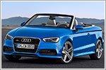 Fourth model in the A3 range debuts in Frankfurt
