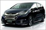 2014 Honda Odyssey lineup announced