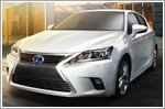 2014 Lexus CT to debut in Guangzhou