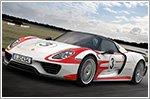 Porsche 918 Spyder beats its own benchmark values