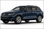 Touareg X celebrates 10 years of Volkswagen's mid-size luxury SUV