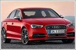 Audi S3 Saloon open for orders in the U.K.