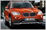 BMW X1 gets a subtle but striking facelift
