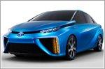 Toyota to debut the FCV sedan in 2014 CES in Las Vegas
