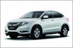 Honda to begin sales of the Vezel in Japan