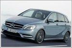 One million Mercedes B-Class sold